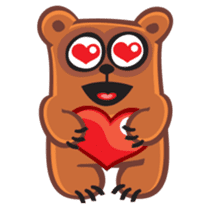 Grumpy Bear sticker #106456