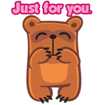 Grumpy Bear sticker #106457
