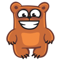 Grumpy Bear sticker #106459