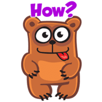 Grumpy Bear sticker #106460