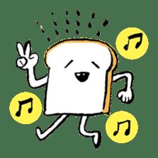 Bread Stamp sticker #106548