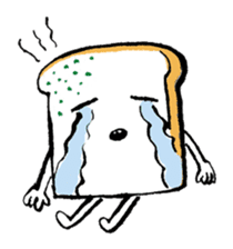 Bread Stamp sticker #106550