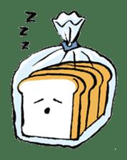 Bread Stamp sticker #106551