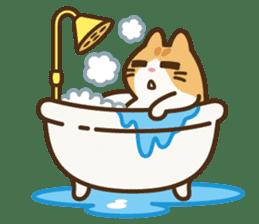 Trill the cat sticker #106961