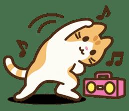 Trill the cat sticker #106967