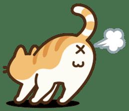 Trill the cat sticker #106979