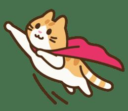Trill the cat sticker #106983