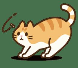 Trill the cat sticker #106987