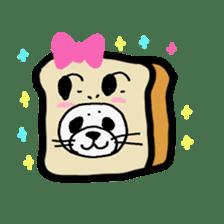 BABU series NO.20 BREAD sticker #107042