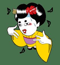 ONIZORI YUKO sticker #107403