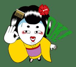 ONIZORI YUKO sticker #107405