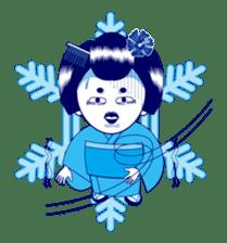 ONIZORI YUKO sticker #107406