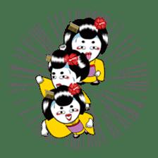 ONIZORI YUKO sticker #107409