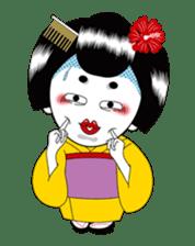 ONIZORI YUKO sticker #107410