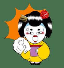 ONIZORI YUKO sticker #107411