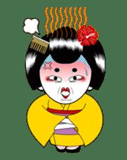 ONIZORI YUKO sticker #107416