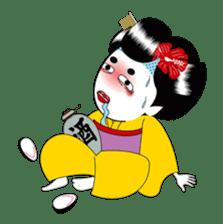 ONIZORI YUKO sticker #107423