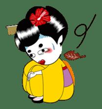 ONIZORI YUKO sticker #107435
