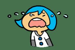 Team Aoume sticker #107453