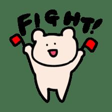 Life of Kumagoro sticker #107770