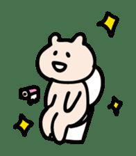 Life of Kumagoro sticker #107771