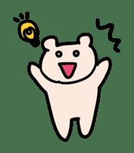 Life of Kumagoro sticker #107779