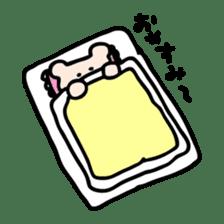 Life of Kumagoro sticker #107781
