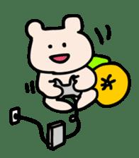 Life of Kumagoro sticker #107786