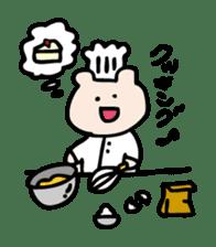 Life of Kumagoro sticker #107788