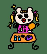 Life of Kumagoro sticker #107789