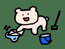 Life of Kumagoro sticker #107790