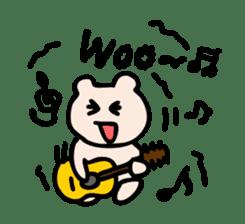Life of Kumagoro sticker #107794