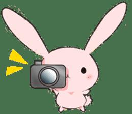 PinkyRabbit sticker #107801