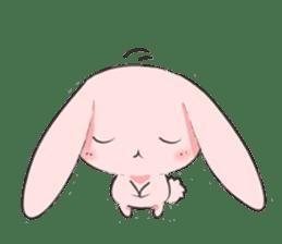 PinkyRabbit sticker #107804
