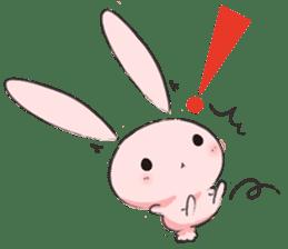 PinkyRabbit sticker #107807