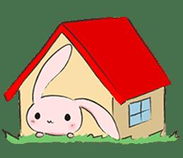 PinkyRabbit sticker #107823