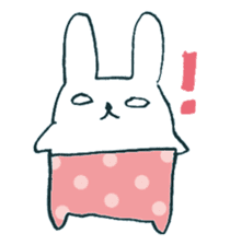 My rabbit sticker #108408