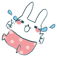 My rabbit sticker #108422