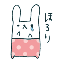 My rabbit sticker #108424