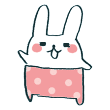 My rabbit sticker #108432