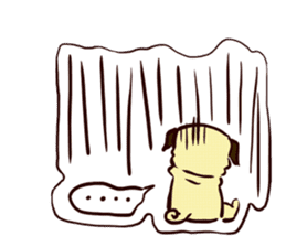 PUG sticker #108580