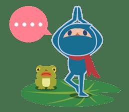 Ninja! Secret picture scroll of Anko sticker #108957