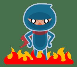 Ninja! Secret picture scroll of Anko sticker #108975