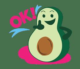 Avocado Brothers sticker #109520