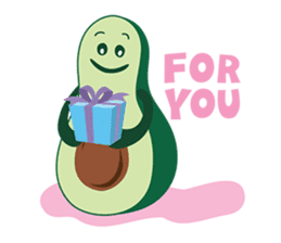 Avocado Brothers sticker #109522