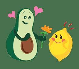 Avocado Brothers sticker #109526