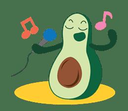 Avocado Brothers sticker #109529