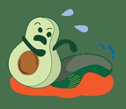 Avocado Brothers sticker #109535