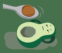 Avocado Brothers sticker #109537