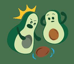 Avocado Brothers sticker #109541